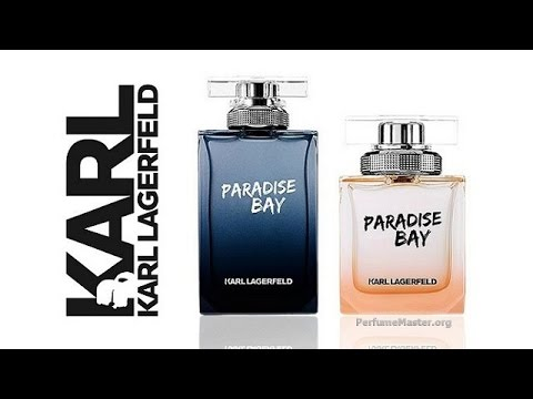 Karl Lagerfeld - Paradise Bay Perfume Collection