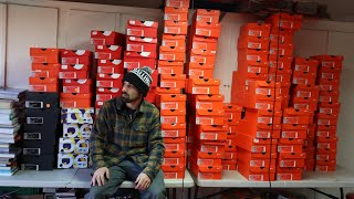 I Bought 134 Pairs of Nike Shoes to sell on Amazon FBA