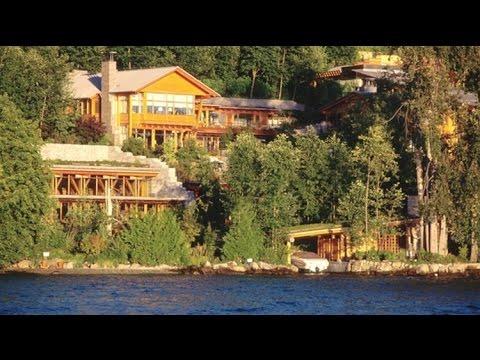 World's Richest Man, Bill Gates's House (Medina, Washington)