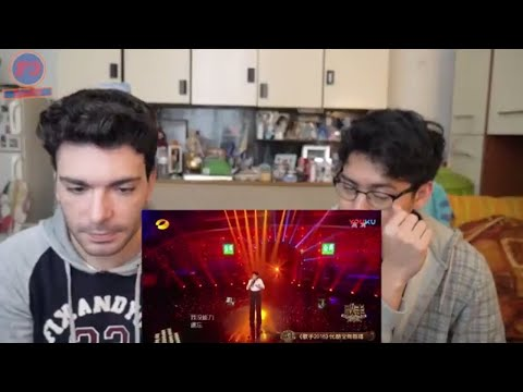 KZ Tandingan performed medley of Chinese songs in Mandarin REACTION