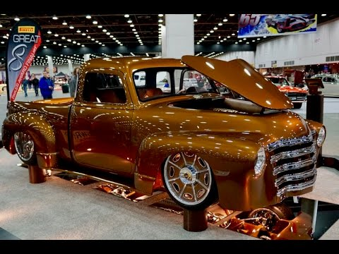Heirloom 49 Chevy Pickup Great 8 Youtube
