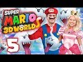 GHOST HOUSE - Part 5 - Let's Play Super Mario 3D World