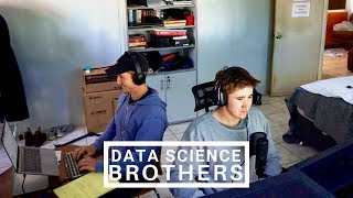Learning Data Science with My Brother! | Learning Intelligence 37