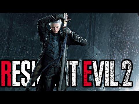 Resident Evil 2 Remake - MOD Virgil DMC 5 |