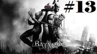 Batman Return to Arkham City #13 -  The poison is getting to me