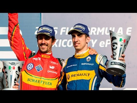 Di Grassi vs Buemi: Formula E Final Round Preview! - London Calling
