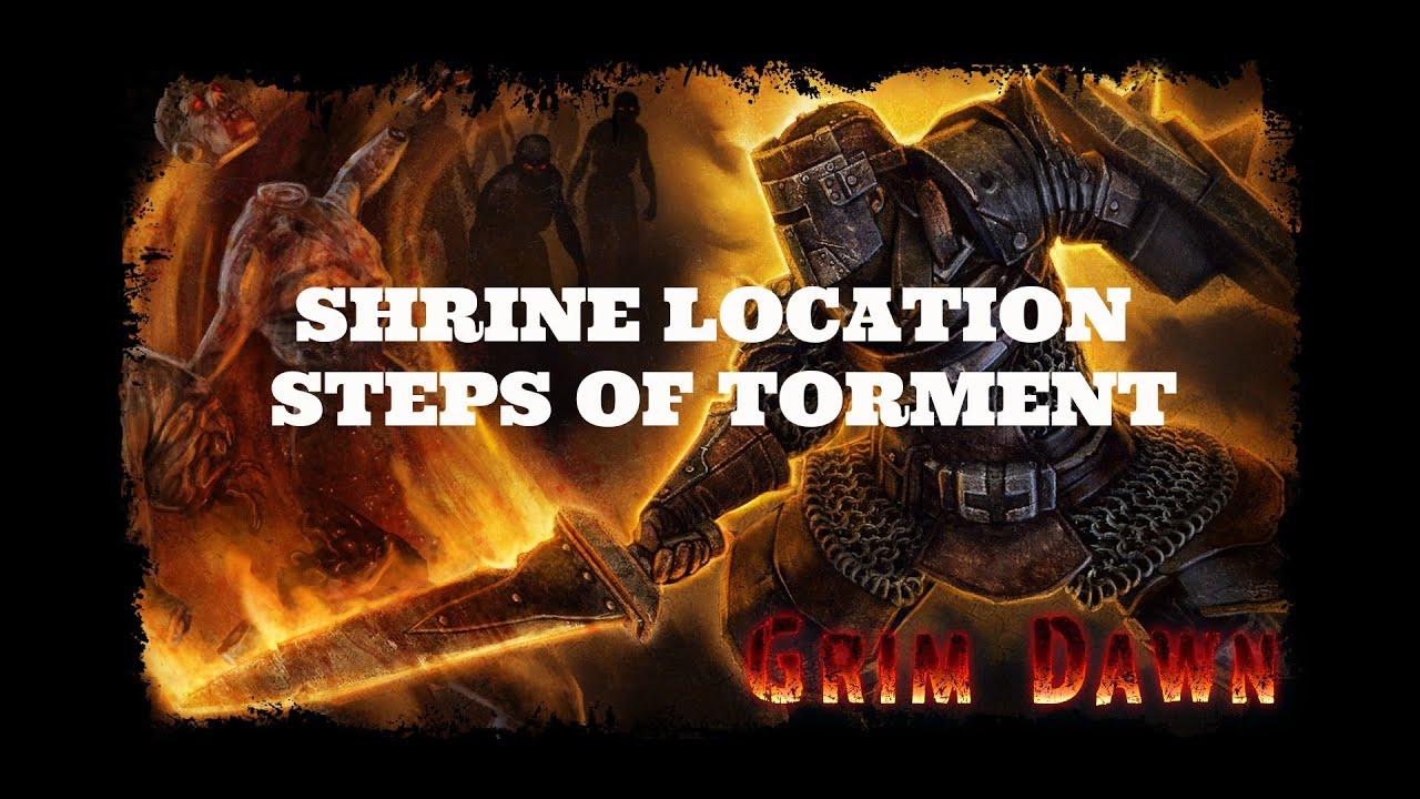 grim dawn shrine