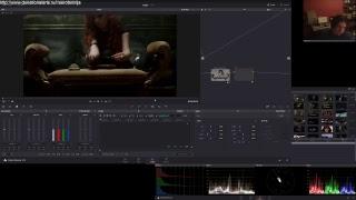 Монтаж музыкального клипа в Davinci Resolve