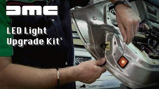 LED Light Upgrade Kit--DeLorean Motor Company