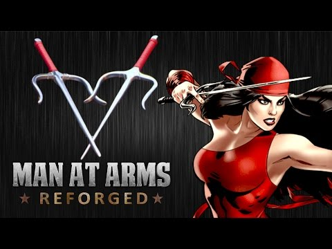 Elektra's Sais - MAN AT ARMS: REFORGED