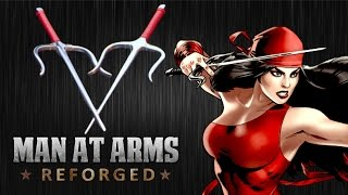 Elektra's Sais - MAN AT ARMS: REFORGED