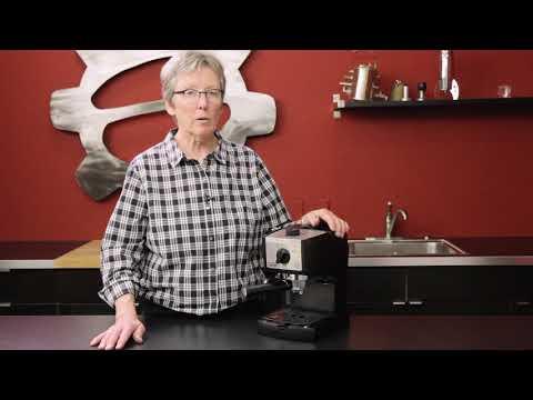 DeLonghi EC155m Espresso Machine   Crew Review