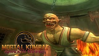 MORTAL KOMBAT: SHAOLIN MONKS #6 - Baraka Sanguinário!? (GAMEPLAY PT-BR PS2)