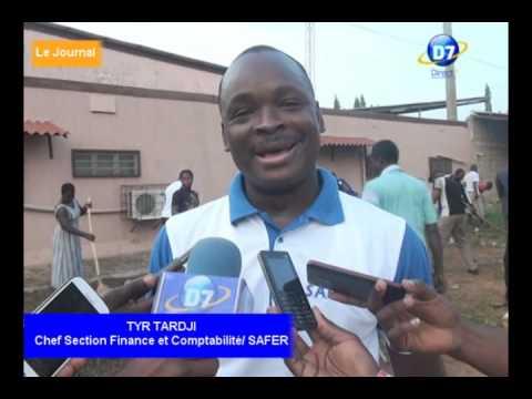 """opération Togo propre : les Agents de la """"SAFER"""" à l'œuvre"""