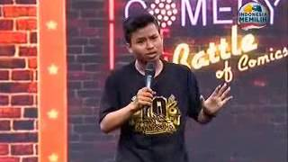 Battle of Comics - Stand up Comedy Show ||   Boy Band