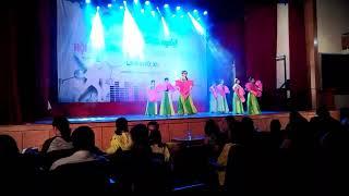 Múa quạt đặc sắc - Kim Oanh & K65B