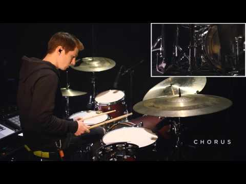 Here As In Heaven | Official Drum Tutorial | Elevation Worship