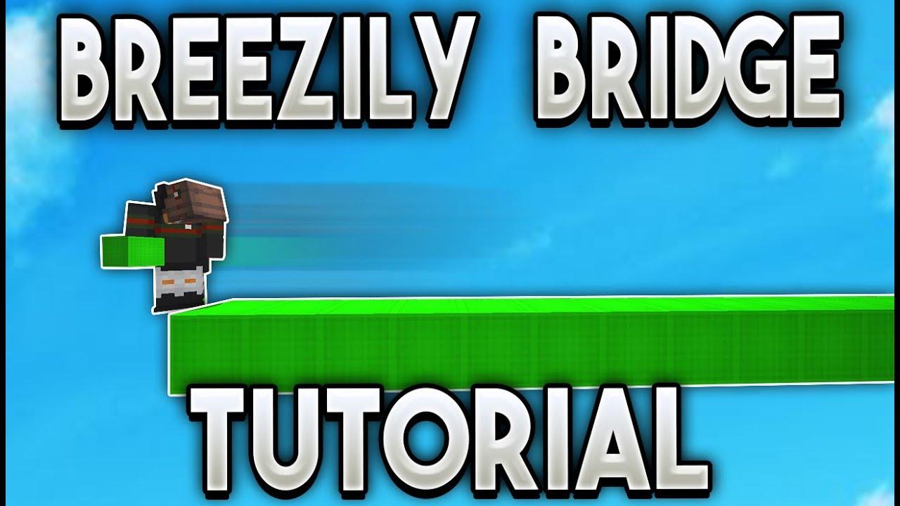 Breezily Bridge TUTORIAL in Bedwars!
