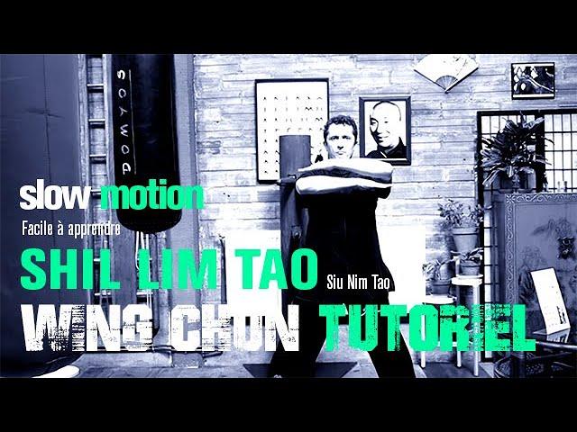 Shil Lim Tao - 1er TAO du style
