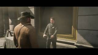 Eugenics Supporter Red Dead Redemption 2