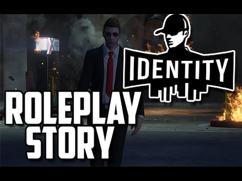 Identity Game - Roleplay Story