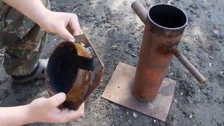 дымогенератор , коптильня легко