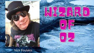 Episode #4 Season #2  The Wizard of Oz.........Nick Poulakis