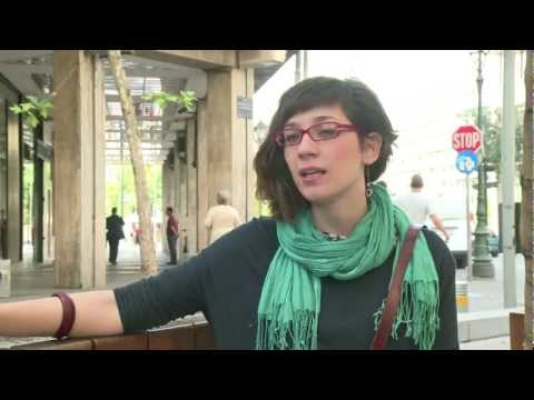 Jobs for youth: lost for years to come - ILO TV reports from Greece