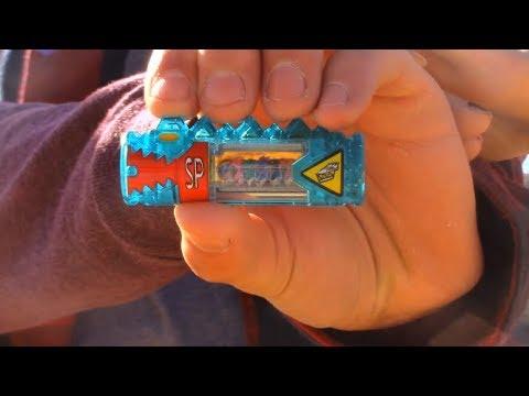 Power Rangers Dino Super Charge Vs Sledge Part 4