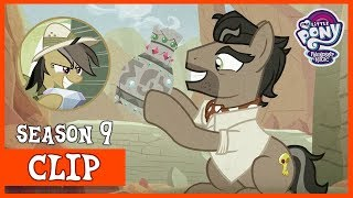 Dr. Caballeron's Side of the Story (Daring Doubt) | MLP: FiM [HD]