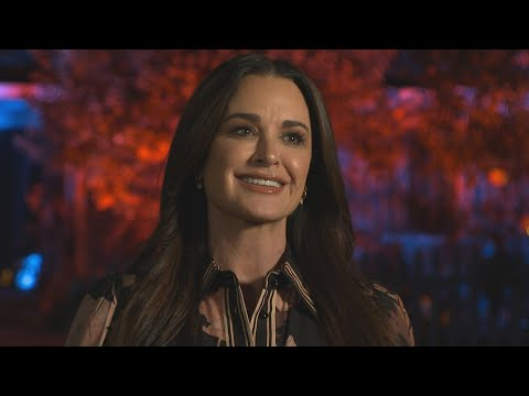 Kyle Richards on Returning to HALLOWEEN and RHOBH Reunion | Full Interview