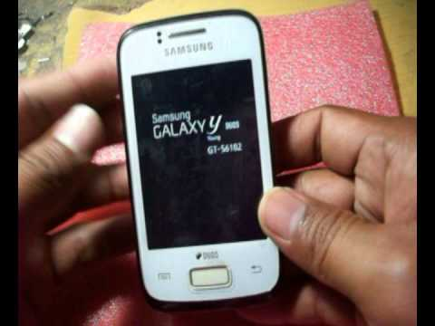 Hard Reset Samsung Galaxy Duos GT-S6102