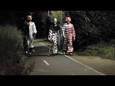 PIEGER DES CLOWNS TUEURS | CATCHING KILLER CLOWN (IbraTV)