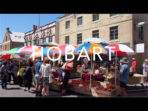 Hobart | Tasmania Travel Diary