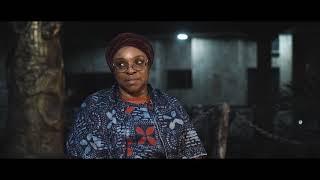 Mummy Dearest: The Wedding featurette