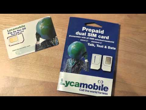 Review Lycamobile Prepaid Plan Pay As You Go