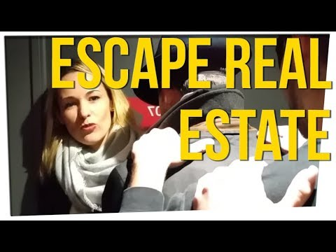 Real Estate Agency Turns Apartment Viewing into a Game! ft. Gina Darling & DavidSoComedy