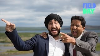 The Ultimate Pun Battle | JusReign and JehanR Have A Field Day