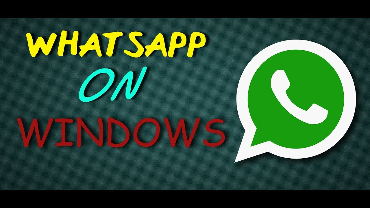 whatsapp for pc windows xp sp3 download