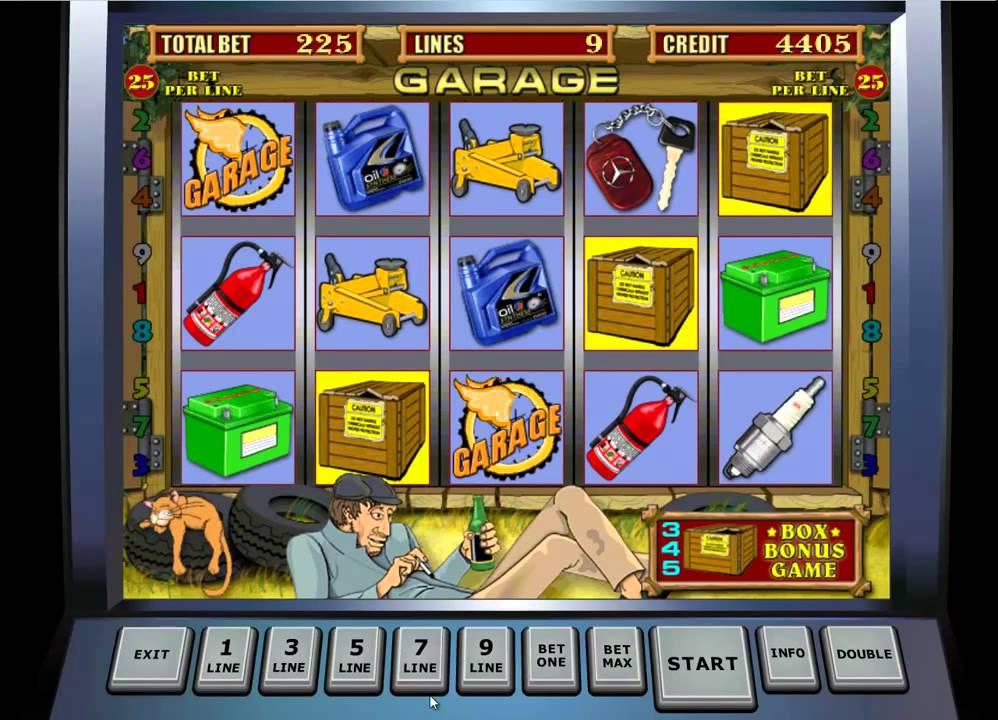 Ігрові автомати wikipedia