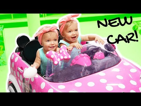 Download Youtube: BUYING THE TWINS A NEW TOY CAR (*baller status toy review*)