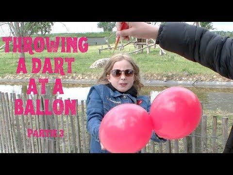 THROWING A DART AT A BALLON 🎈- Partie 3