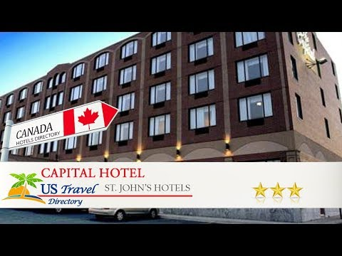 Capital Hotel - St. John's Hotels, Canada
