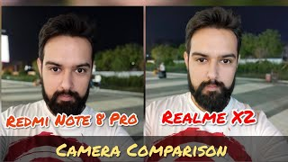 Скачать Redmi Note 8pro Vs Realme X 2 Camera Comparison