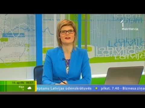 LTV1 blooper   Solvitiņa Āboltiņa