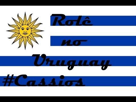 Role no Uruguay #Cassios
