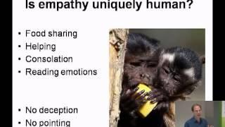 Simon Baron-Cohen -Evolution of Empathy Thumbnail