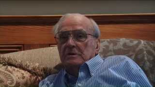 John Morris Key WWII interview (part 1)