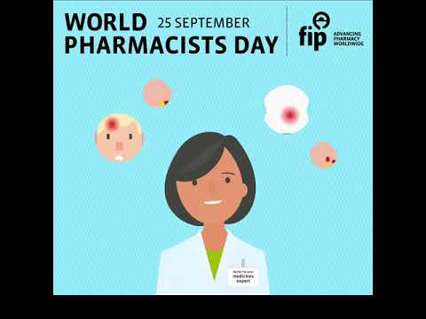 World Pharmacists Day 2018