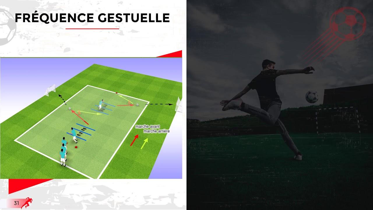 50 exemples d'exercices de vitesse en football - YouTube